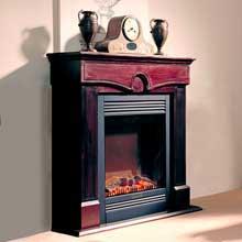 wamsler elektrokamin elektrokamin kd 389 v varda mesa und orient. Black Bedroom Furniture Sets. Home Design Ideas